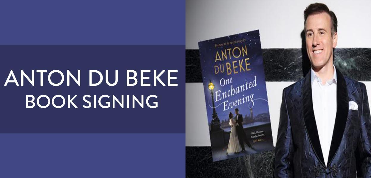 Anton Du Beke, Bluewater, Kent