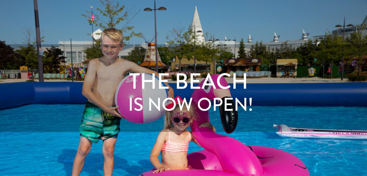 The Beach, now open Bluewater, Kent