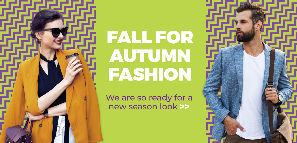 autumn fashion at Bluewater