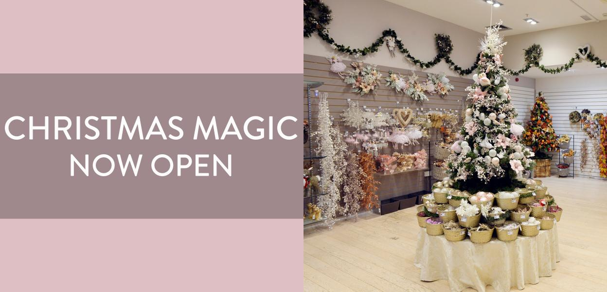 CHRISTMAS MAGIC, BLUEWATER, KENT