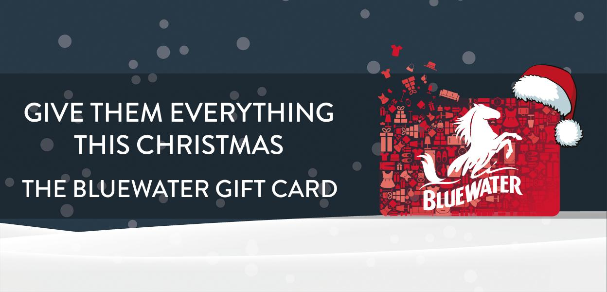 The Bluewater Gift card, Kent