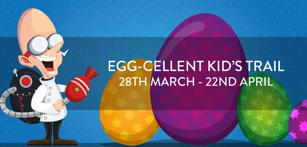 Easter Trail at Bluewater, Kent