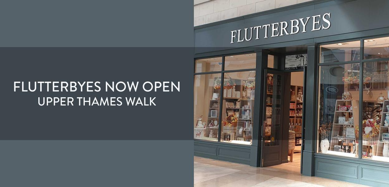 Flutterbyes now open, Bluewater, Kent