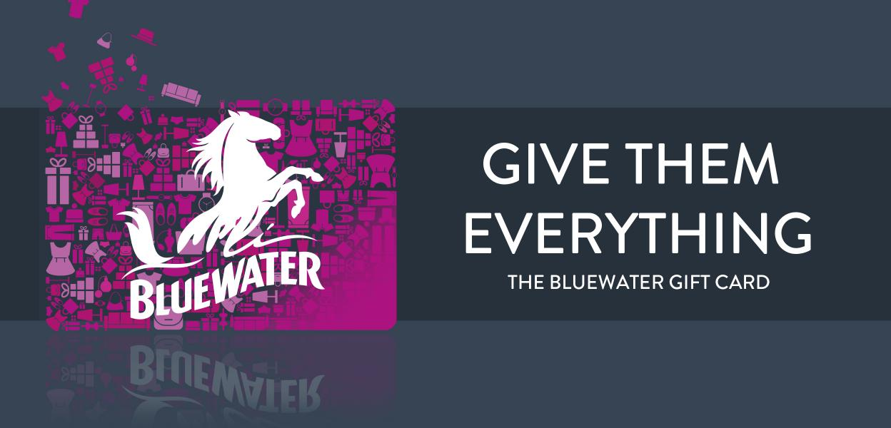 The Bluewater Gift Card, Bluewater, Kent