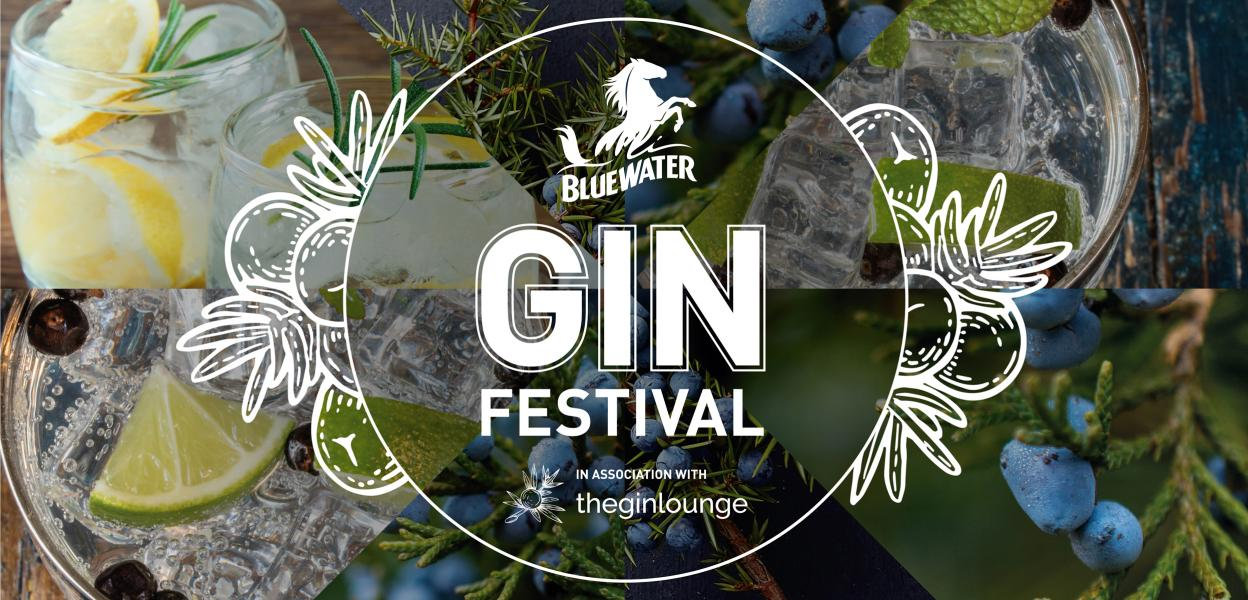 Gin Festival at Bluewater, Kent