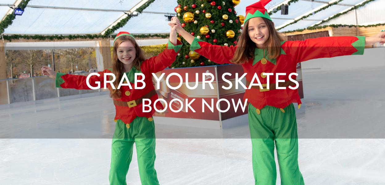 ICE RINK AT BLUEWATER, KENT
