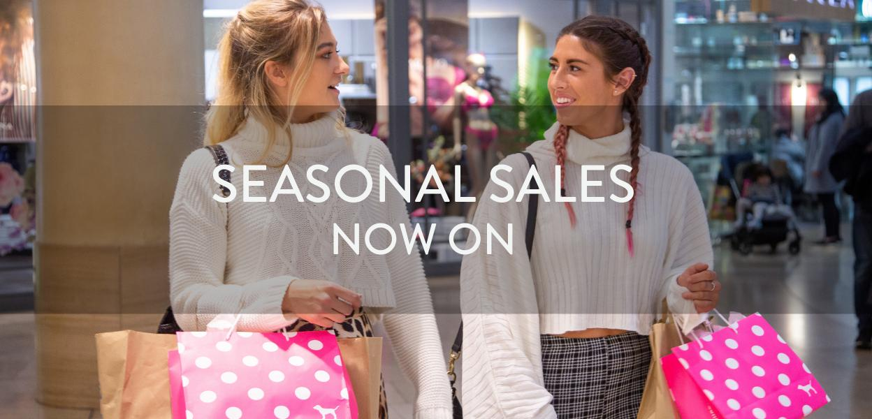 23.12.19 SALES AT BLUEWATER, KENT