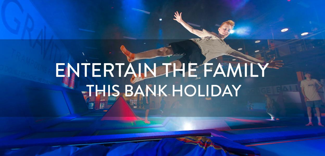Entertain the family this bank hol, Bluewater, Kent