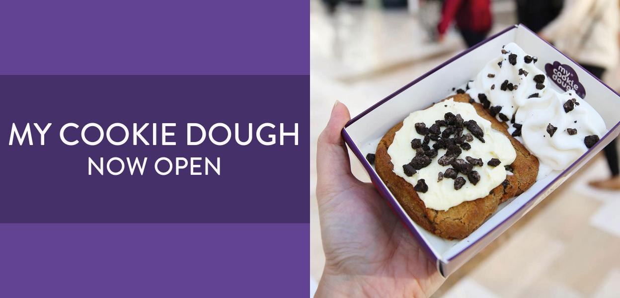 My Cookie Dough now open, Bluewater, Kent