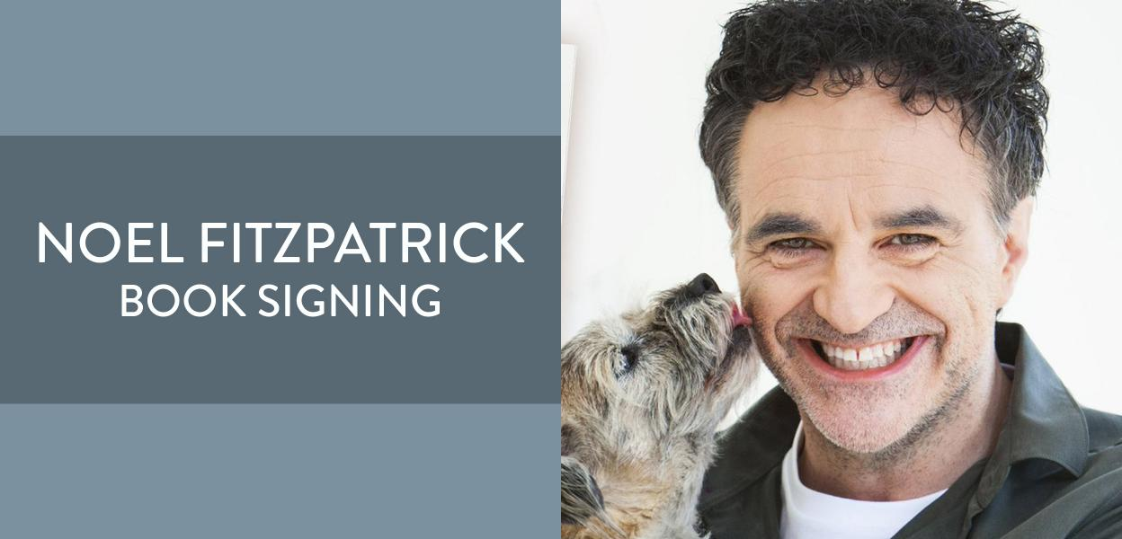 Noel Fitzpatrick Book Signing, Bluewater, Kent