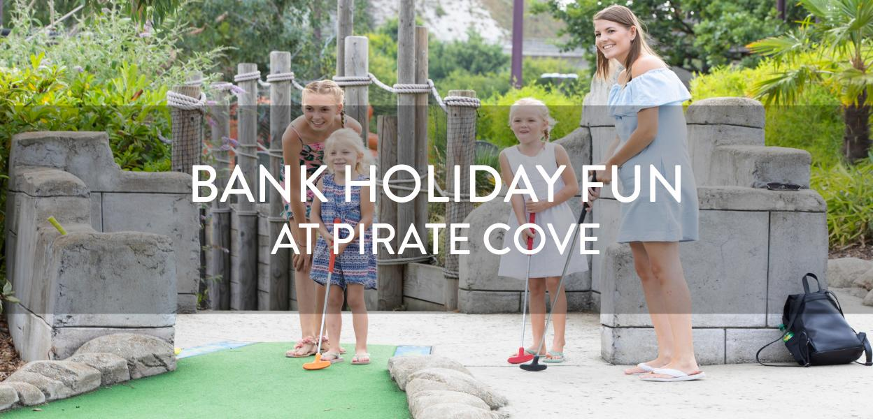 Pirate Cove at Bluewater, Kent