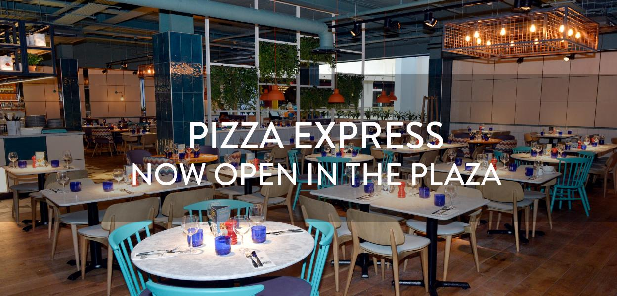 Pizza Express, Bluewater, Kent