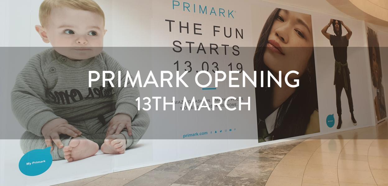 Primark, Bluewater, Kent