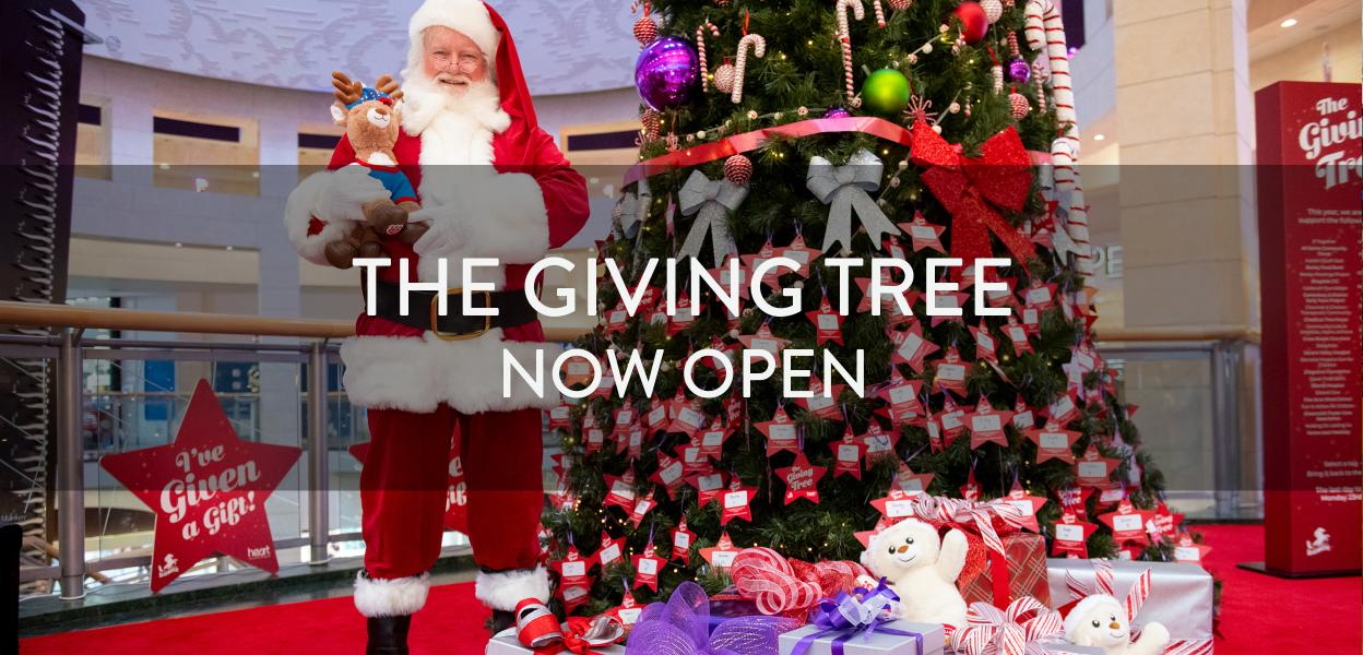 THE GIVING TREE AT BLUEWATER, KENT