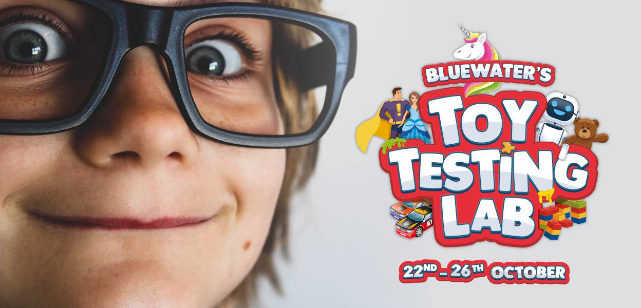 Toy testing lab at Bluewater, Kent