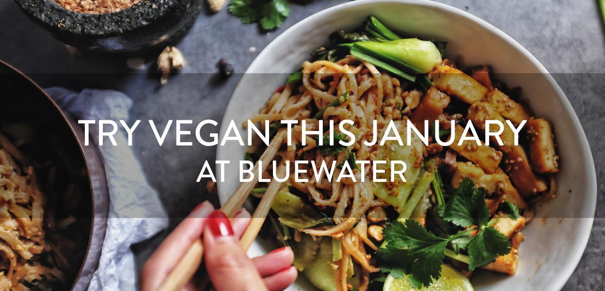 Vegan at Bluewater, Kent