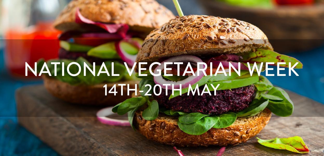 National Vergetarian Week - 2018