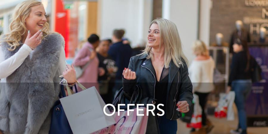Offers at Bluewater, Kent