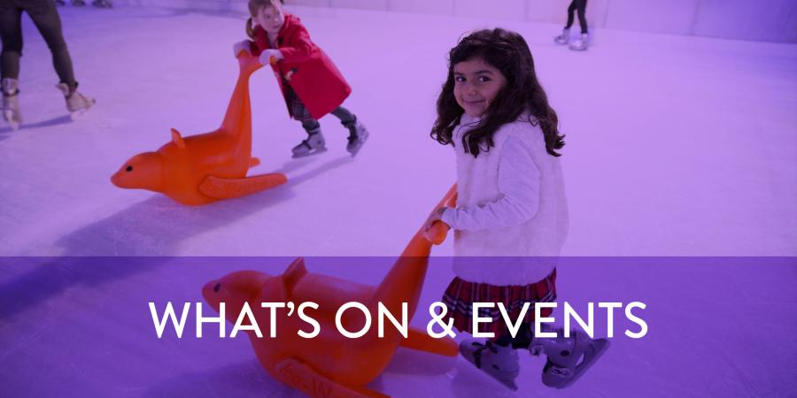 Whats on and events, Bluewater, Kent