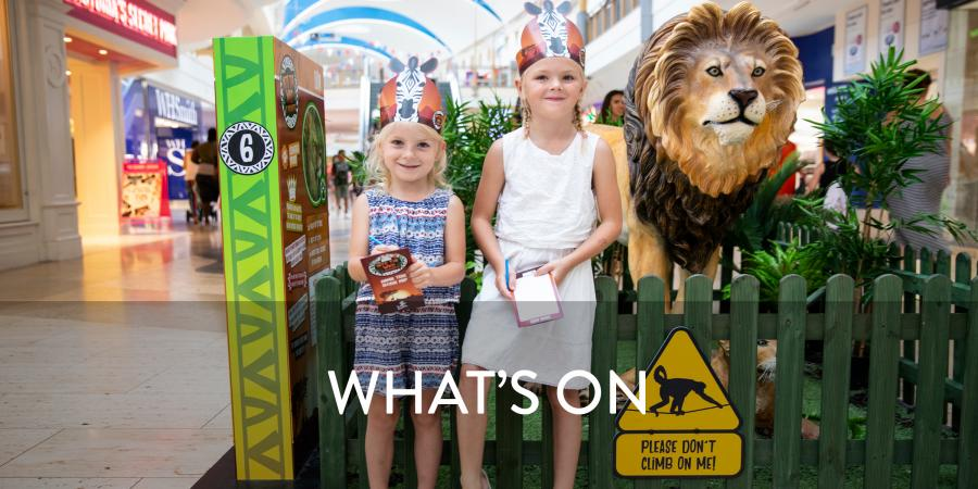 WHATS ON AT BLUEWATER, KENT