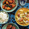 Autumn dishes at Bluewater