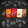 Gift for teachers from Lindt, Bluewater, Kent