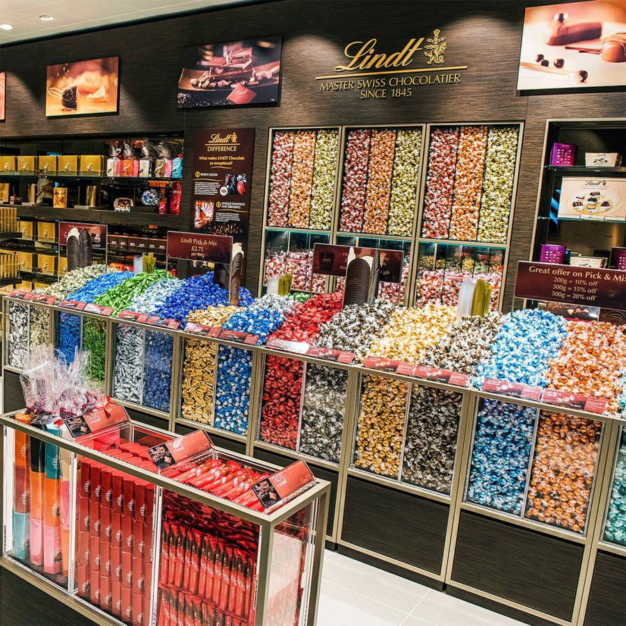 Lindt, Bluewater, Kent