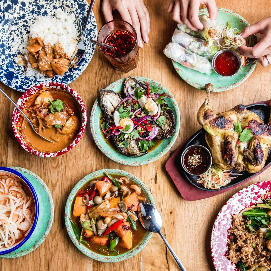 Rosa's Thai Café now open, Bluewater, Kent