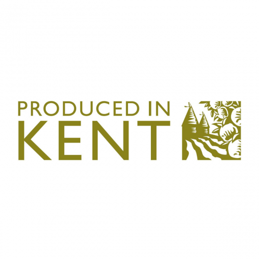 Produced in Kent  logo