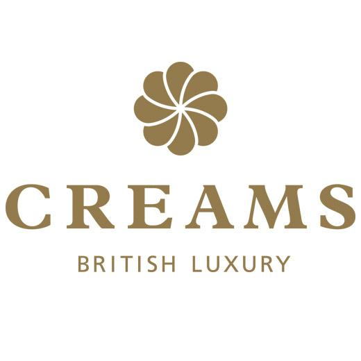 Creams British Luxury logo