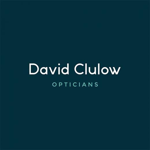 David Clulow Logo, Bluewater