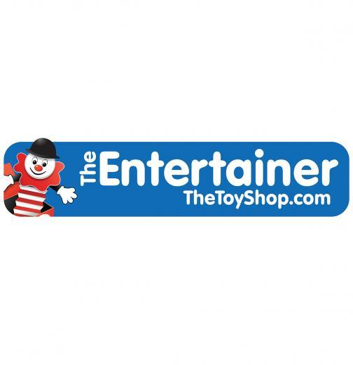 The Entertainer Logo, Bluewater, Kent