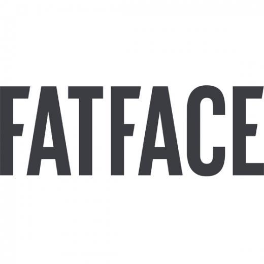 Fat Face Logo, Bluewater, Kent