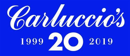 Carluccio's logo, Bluewater, Kent