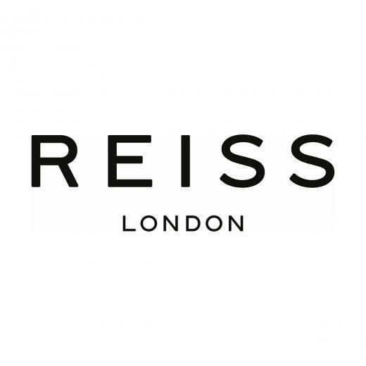 Reiss Logo, Bluewater, Kent