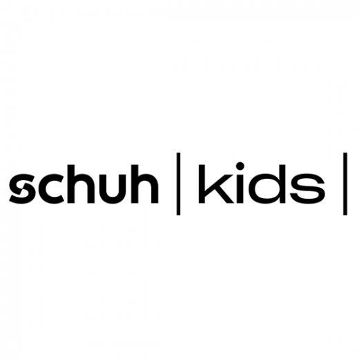 Schuh Kids New Logo, Bluewater, Kent