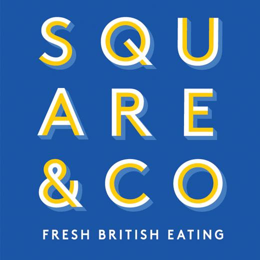Square and Co  logo