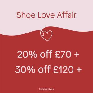 Aldo Valentine's Day Promotion, Bluewater, Kent