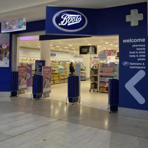 Boots Student Discount, Bluewater, Kent