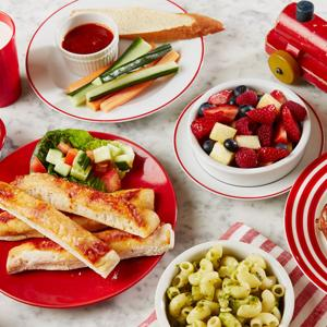 Cafe Rouge Kids Eat for 1, Bluewater, Kent