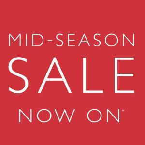 Clarks Mid Season Sale, Bluewater, Kent