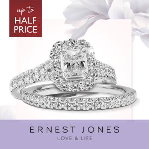Ernest Jones Promotion, Bluewater, Kent