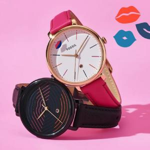 Fossil Valentines promotion, Bluewater, Kent