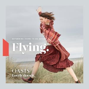 Oasis Autumn Collection, Bluewater, Kent