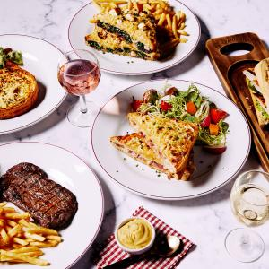 Cafe Rouge - Dine like it's 1989, Bluewater, Kent