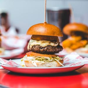 Ed's Easy Diner's New Menu, Bluewater, Kent