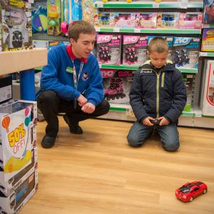 February Half Term at The Entertainer, Bluewater, Kent