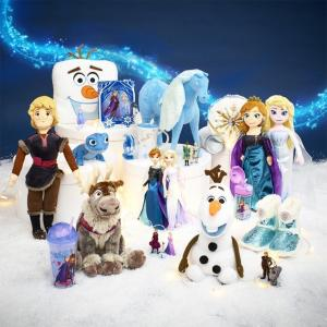 Frozen 2 range at Disney Store, Bluewater, Kent