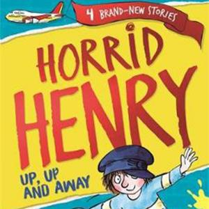 Francesca Simon and Horrid Henry to visit Waterstones, Bluewater, Kent