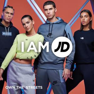Switch up your New Year style with JD, Bluewater, Kent